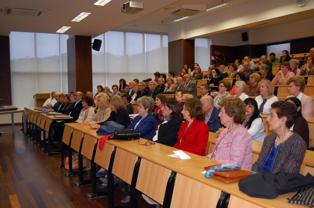 Acto de Graduación en Ourense 2015